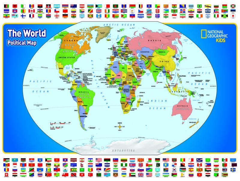 Aquarius Puzzles Subway Map.The World Kids Map 300pc Jigsaw Puzzle By New York Puzzle Company
